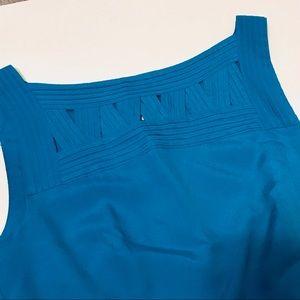 Banana Republic Dresses - Banana Republic Aqua Dress